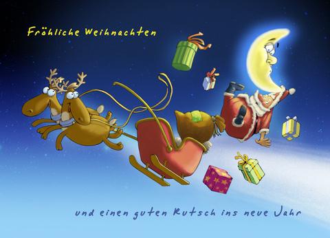 Frohe Weihnachten Guten Rutsch Ins Neue Jahr.Frohe Weihnachten Und Ein Gutes Neues Jahr Jacob